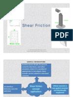 RCIII 02 Shear Friction