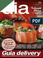 Revista Guia de Delivery