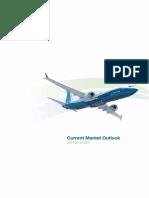 Boeing Current Market Outlook 2012