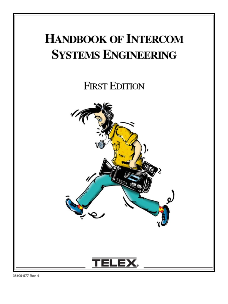 Handbook Of Intercom Systems Engineering Antenna Radio Powerline Carrier System Transmitter For Audio Music Speech Electromagnetism
