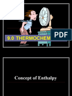 LECTURE 2 - Thermochemistry