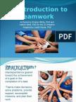 Teamwork Orientation Presentation