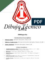 GEO. DESCRIPTIVA - Presentación Dibujo Técnico 2012