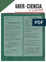 Articulo Periodismo y Nuevas Tecnologías Revista Saber, Ciencia y Libertad Vol8 No1