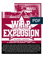 WRP Explosion