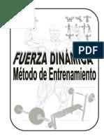 Fuerza Dinamica-Método de Entrenamiento