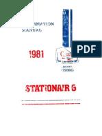 Cessna Stationair U206G POH - 1981