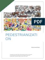 Pedestrianization :Indian context