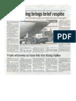 Newspaper Haze