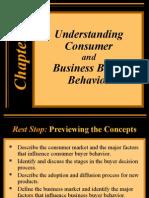 Understanding Consumer and Business Buyer Behavior
