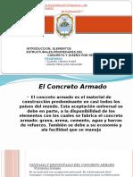 Concreto Armado I-presentacion