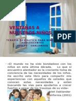 Psicología - Psicoterapia gestáltica para niños, resumen de libro