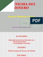 Charla sobre el Dinero (Bcn - 05.11.2015)