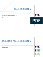National Polling System