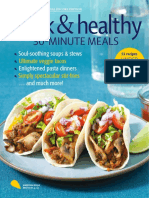 Vegetarian Times - Healing Foods Cookbook - Quick & Healthy 2014