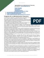 Conceptos Generalidades Administracion Financiera