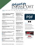 Visayan Business Post 22.02.16