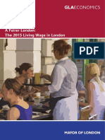 Living Wage 2015