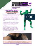 01. Programme de musculation - Puissance & Endurance - Débutant.pdf