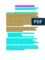 Análisis de Los Textos Científicos