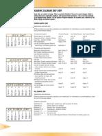Academic CalendartheCSU 12-22-01