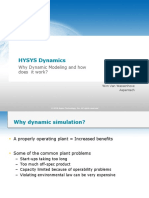 HYSYS Dynamics, Software