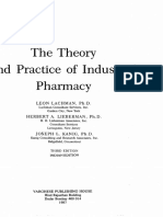 [Leon Lachman] the Theory and Practice of Industrial Pharmacy