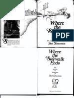 82 Where the Sidewalk Ends - Silverstein, Shel