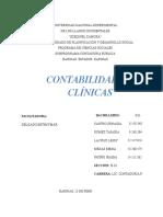 Contabilidad de Clinicas