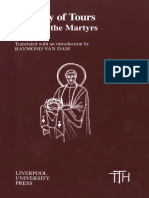 "Gregory of Tours ""Glory of the Martyrs"""