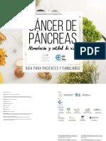 Guía CANCER DE PANCREAS_Alimentacion y calidad de vida