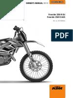 Freeride 250 r Eu