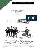 Aviation Legislation