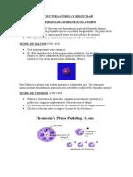 Estructura Atómica y Molecular (Tema 1)