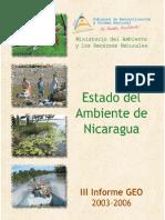 Marena Informe Ambiental 2007