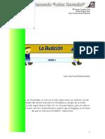 Tema 1 La Audicion
