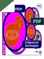 Electromagnetism Motors and Generators
