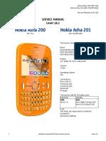 Nokia Asha 200_201 RM-761_799_800Service Manual L1L2 v1.0