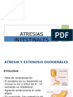 ATRESIAS INTESTINALES