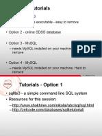 SQL Tutorials 2011 02
