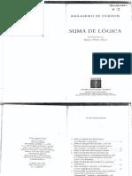Ockham Suma de Lógica