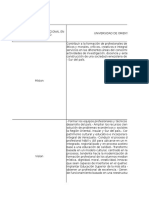 Cuadtro Comparativo de Las Universidades en Venesuela RRHH