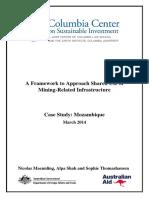 Case Study Mozambique March 2014