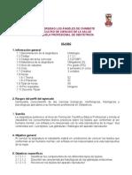 Silabo de HISTOLOGIA-Obstetricia-En PDF