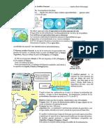 Acuífero Guaraní, carácter estratégico del agua dulce