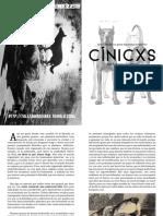 Cinicxs Taller mecanico para maquinas sensibles