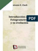 Libro Introducción a La Fotogrametria