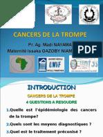 Nayama Cancers de La Trompe