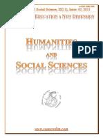Seanewdim Hum Soc ii11 Issue 67