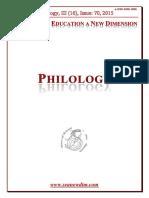 Seanewdim Philology ii16 Issue 70